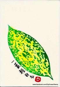 one leaf 001