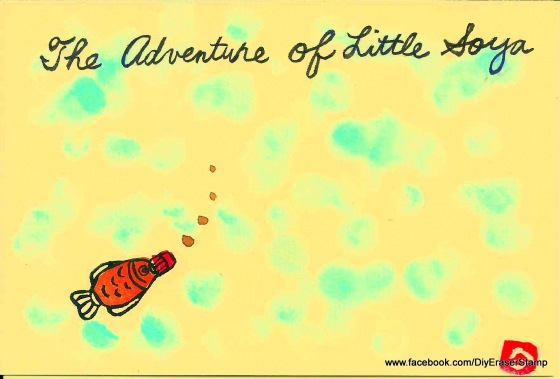 the adventure of little soya 001